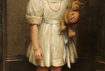1910's children's clothing