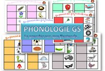 Phonologie maternelle