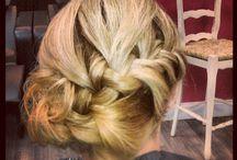 Wedding hair / by Kendall Cox