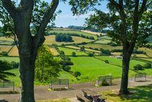 Torrington, North Devon / Beautiful Torrington in North Devon.