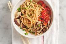 Recipes // Noodles