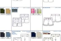 line sheet - műhelyrajz