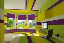 alexa bedroom / by Lori Duda