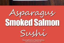 Συνταγές σούσι