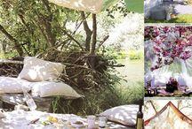 tarasy i odpoczynek w ogrodzie