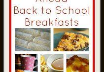 Lunch box/fast breakfast / by Lyndsay McDonald Salvador