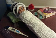 Elf on a Shelf / Elf ideas for the future! / by Amy Elizabeth