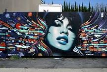 Graffiti I love / by Jaclyn Anne