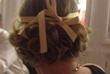 Fashion with hair