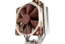 CPU fläktar