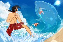 Kisame and Itachi / Kisame and itachi