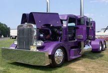 Trucks /  Big Rigs Semi Trucks Diesel Power