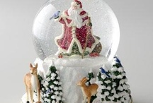 Swirling, Twirling, Snow Globes! / Snow globes reveal the beauty of winter all year long. Check out what's inside these winter decorations!  / by Camelback Mountain Resort