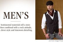 Men's Fashion Jewelry Making Trends / by Fire Mountain Gems and Beads