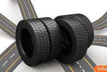 Как узнать когда автомобильные шины нуждаются в замене