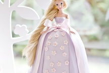 Cakes - Doll/Princess  / by Natoya Ridgeway