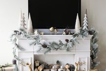 Fireplaces (real and faux)