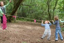 Our Services: Get Out More / Find out more about our work in forest schools, creativity, learning, play and community. We want people to get more out of life through getting outdoors