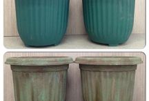 Pots& containers
