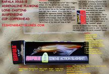 f385f8429d RAPALA XRSS-8 ADRENALINE PLUMING LONG CASTING SUSPENDING FISHING LURE    Description Swimming Action The