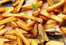 recette frites