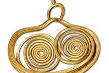 Vizsgamunka - ókor / Spirális/körkörös motívumok megjelenése az ókorban