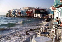 My Mykonos... / My island.. The most beautiful in the world...