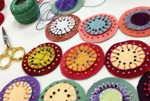 Wool Penny Projects / What to do with pennies