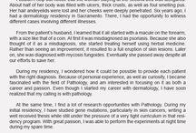 see this one       pathology residency personal statement http