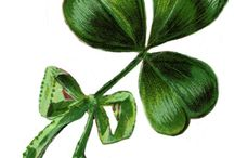 Klavertje 3, 4 / Shamrock / by Anneke Stevens