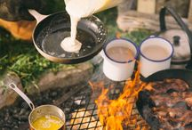 Campfire food & cooking