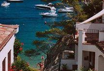 Mediterranean Coast / East and Southern Spain coastal landscape