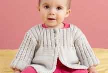 KIDS knit bits / knits for babies & toddlers