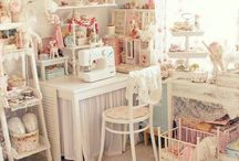 Interior Design / Lolita and vintage interiors