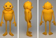 My Art (3D Mascot 'EURAK')