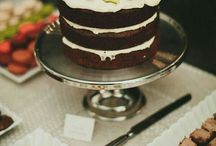 Wedding Cake and Treats / by Candice Wilson