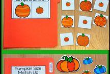 pumpkin cognitive