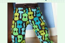 Boy patterns