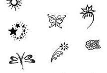 voorbeelden tattoo's