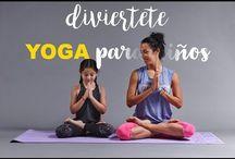 Yoga para niños.
