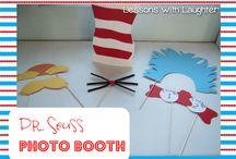 Dr. Seuss / by Crys Stanard