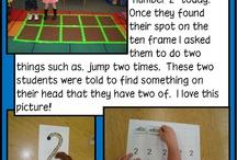 Math Resources / Kindergarten math resources / by Misty Cordle