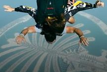Feel the Thrill / There's plenty to get your adrenaline going in Dubai. So hold on tight for an unforgettable adventure.