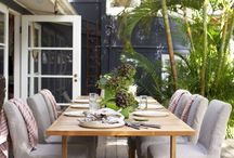 Outdoor furniture / New season outdoor furniture