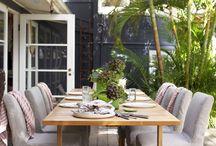 Outdoor furniture / New season outdoor furniture