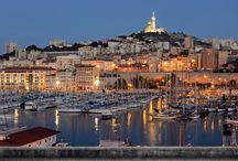 Marseille et croisière