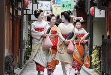 Nihon - Japan / until I physically go there, my mind will travel through images...