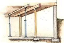 Усиление конструкций