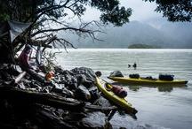 Patagonia kayak expedition