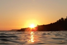Kefalonia   Sunsets that take your breath away / http://www.facebook.com/lifethinktravel